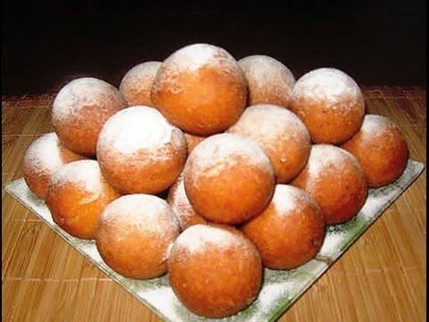 Творожные пончики-шарики! - YouTube
