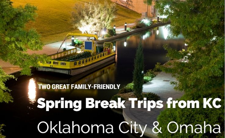 Spring break is a great chance for a family getaway. Sometimes it's nice just to slip away for a few days and take in some sights. These are two of our favorites for a simple and fun weekend getaway—and both sneak in a little education too!