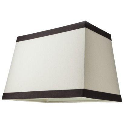 Best 25+ Rectangle lamp shade ideas on Pinterest | Chanel lamp ...