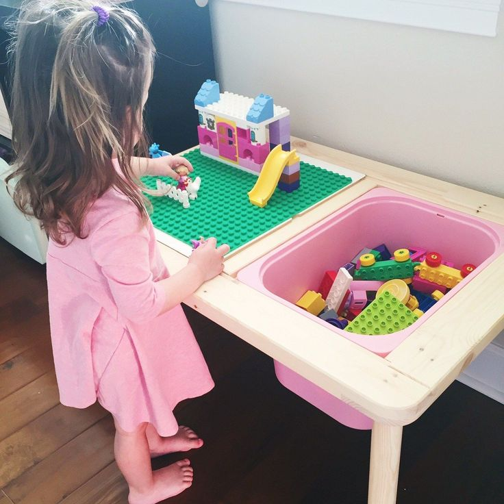Amelia S Room Toddler Bedroom: 17 Best Ideas About Lego Table On Pinterest