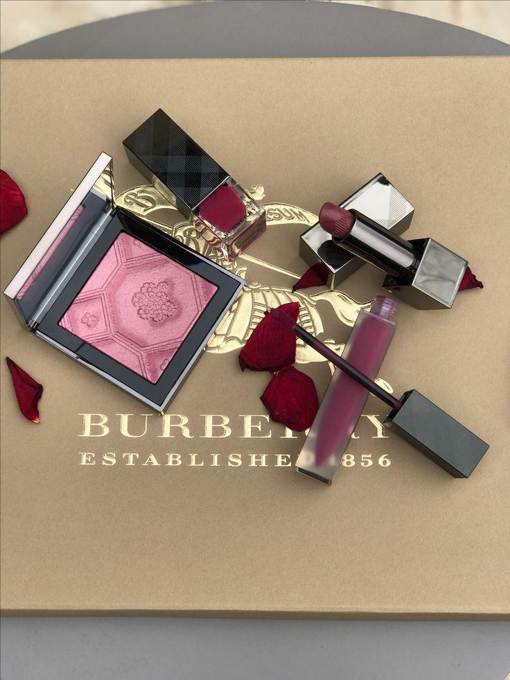 Burberry Makeup Spring 2017