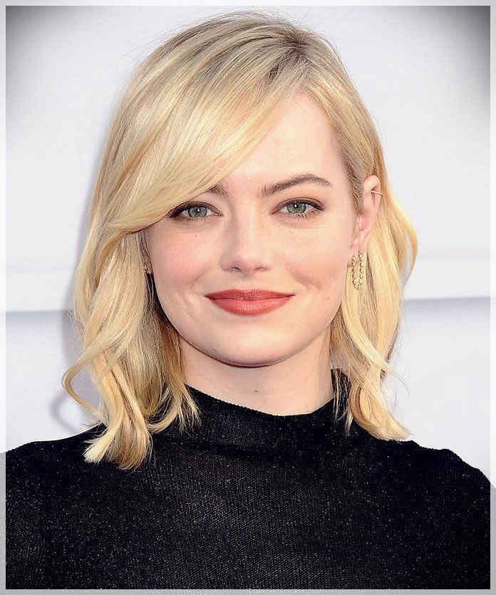 Haircuts for Round Face 2019 photos and ideas