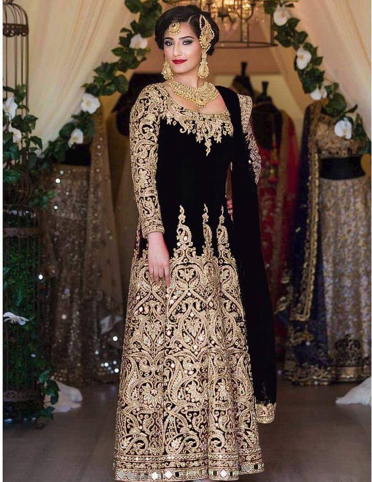 Designer Anarkali Dress at Mirraw.