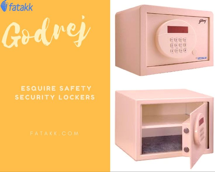 #godrej esquire #safety security #lockers at best price in india.