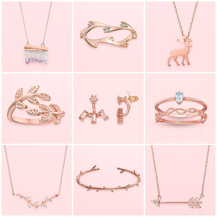 LC Lauren Conrad Runway Collection Jewelry {available at Kohl's}
