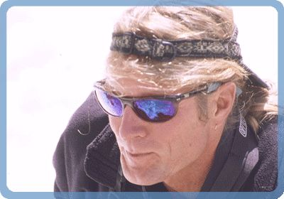 Scott Fischer of Mountain Madness, who died in the 1996 Everest Tragedy