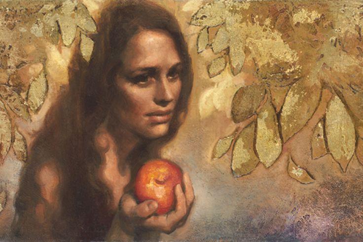 """El élder McConkie declaró: """"Eva, una hija de Dios, uno de los hijos espirituales, estaba entre los nobles y los grandes en la preexistencia..."""""""