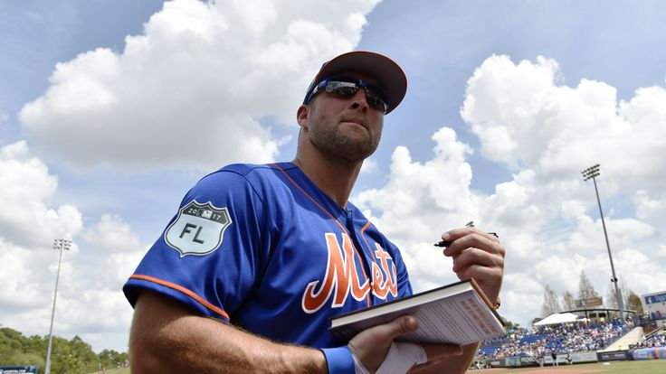 Tim Tebow's potential baseball profession with the New York Mets has drawn a lot pleasure – and humor – in its early levels, however today Tebow's at-bat lasted beneath a minute, and which will have been too lengthy. Up towards Washington Nationals pitcher Max Scherzer, ...
