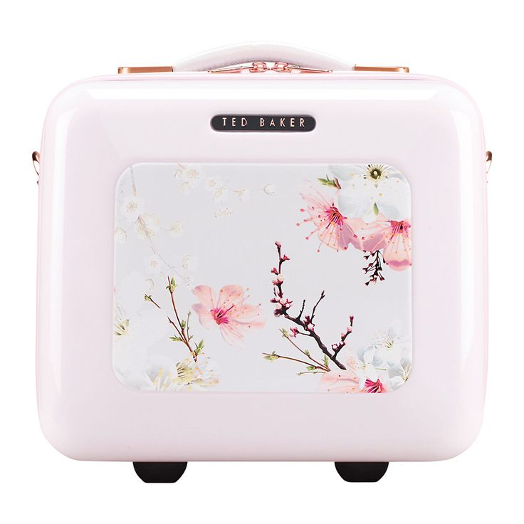 Discover the Ted Baker Oriental Blossom Vanity Case at Amara