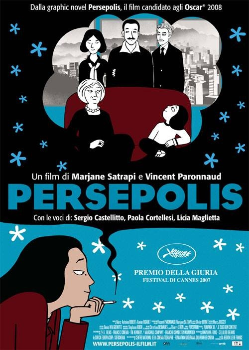 role of women in the book persepolis A few weeks ago, i finally got around to seeing persepolis, the animated adaption of marjane satrapi's graphic novel memoirs of growing up in iran, which.