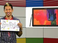 """Samsung's first ever 12-inch Ultra HD tablet We're expecting new goodies at Samsung's """"Tab into Color"""" event. Google Now helps you with your commute, YouTube comes to the PS4 and Brian's Google Doodle submission."""