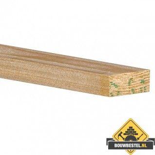Vuren c geschaafd 22x50mm nettomaat 18x45mm hout pinterest - Hout prieel leroy merlin ...