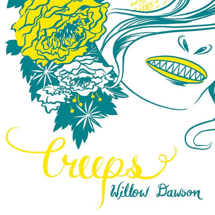 Willow Dawson Illustration & Cartooning - Creeps by Willow Dawson