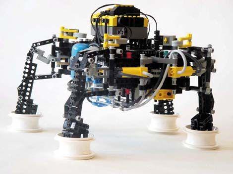 Lego Mindstorms Love