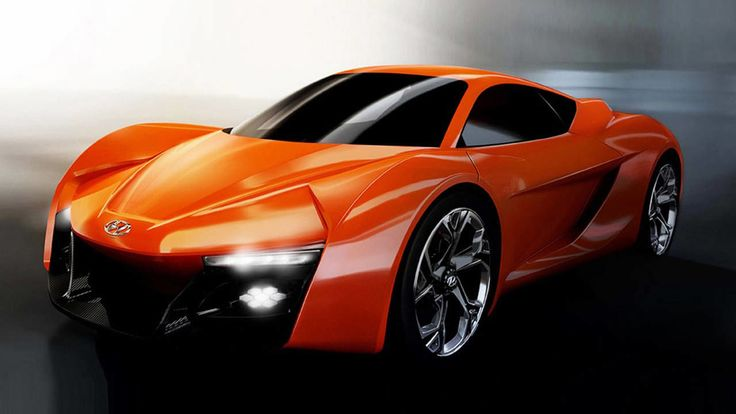 The Hyundai PassoCorto is a Geneva-bound mid-engine sports car  - RoadandTrack.com