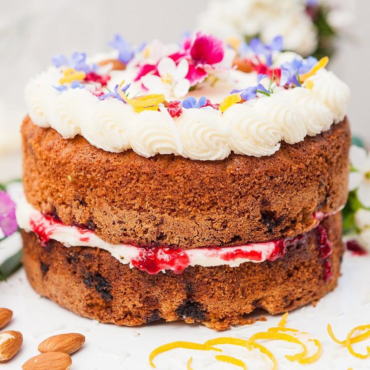 """Want to try this delicious gluten free Raspberry and Coconut cake? Pick up our latest issue to get the recipe! It tastes Divine  #m2woman #cake #recipe…"""