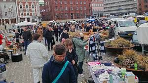 Flohmarkt Bispetorv 6.Mai