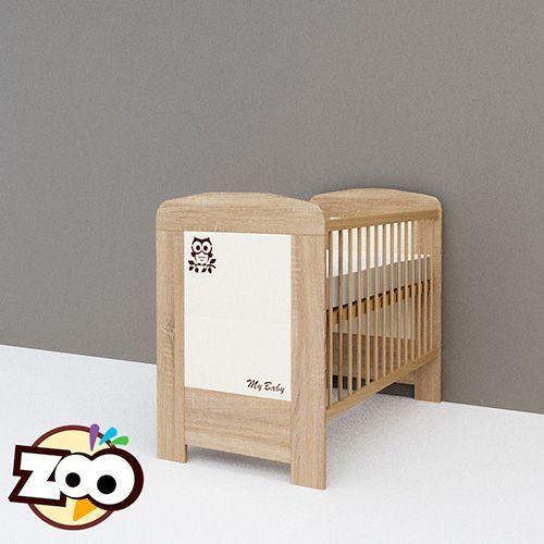 Todi Zoo 60*120-as kiságy