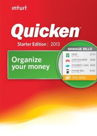 Quicken Starter Edition – Simple Money Management. Step-by step guidance to help you stay on top of today's expenses while preparing for tomorrow's. Price: $39.95 Your #1 Source for Software and Software Downloads  Ultimatesoftwaredownload.com