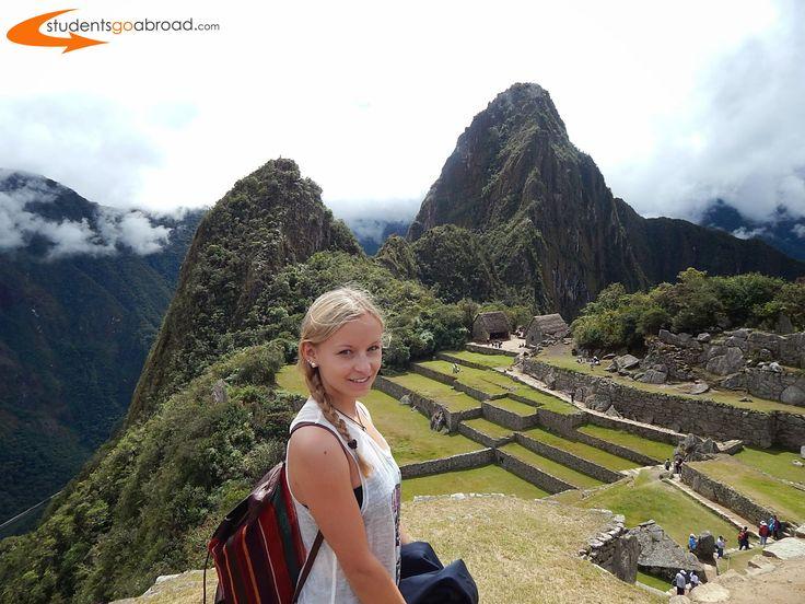 Awesome View in #Peru #Volunteering