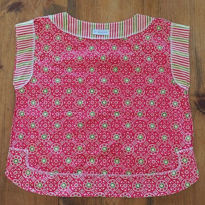 It's been a while since I've sewed anything from one of my favorite patterns, Marilla Walker's Maya !