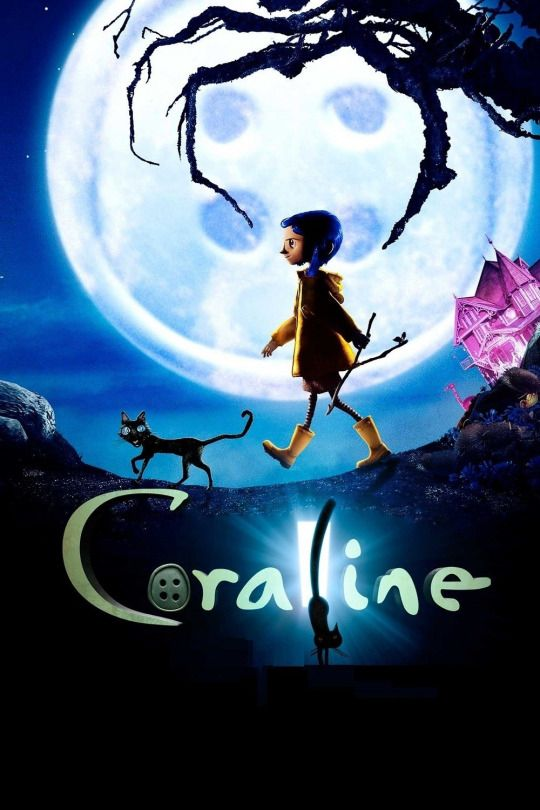 Dr. Finch's 13 Nights of Halloween: Night Eleven- Coraline