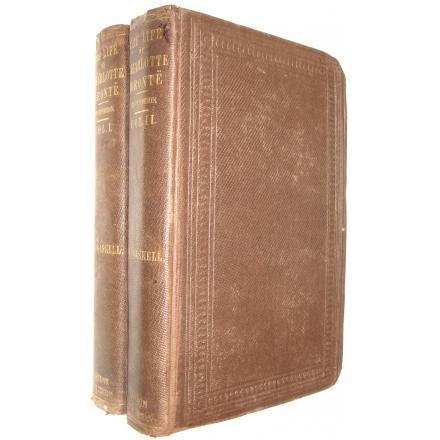 The Life of Charlotte Bronte / ギャスケル「シャーロット・ブロンテの生涯」 #BOOK