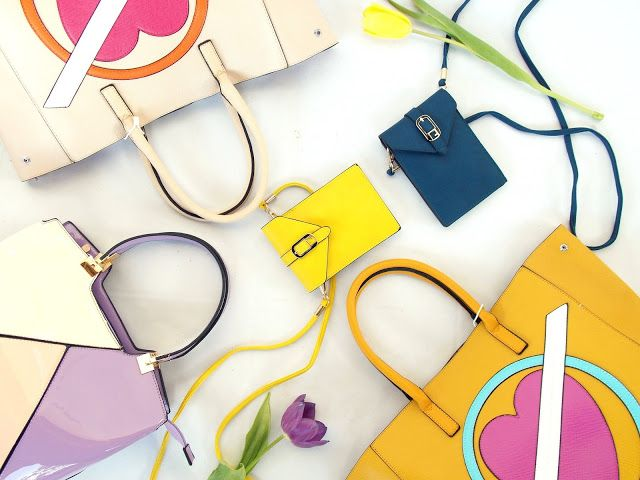 I photoshooted the spring collection of Bags Icon!! More photos & details on www.thegirlybible.blogspot.gr