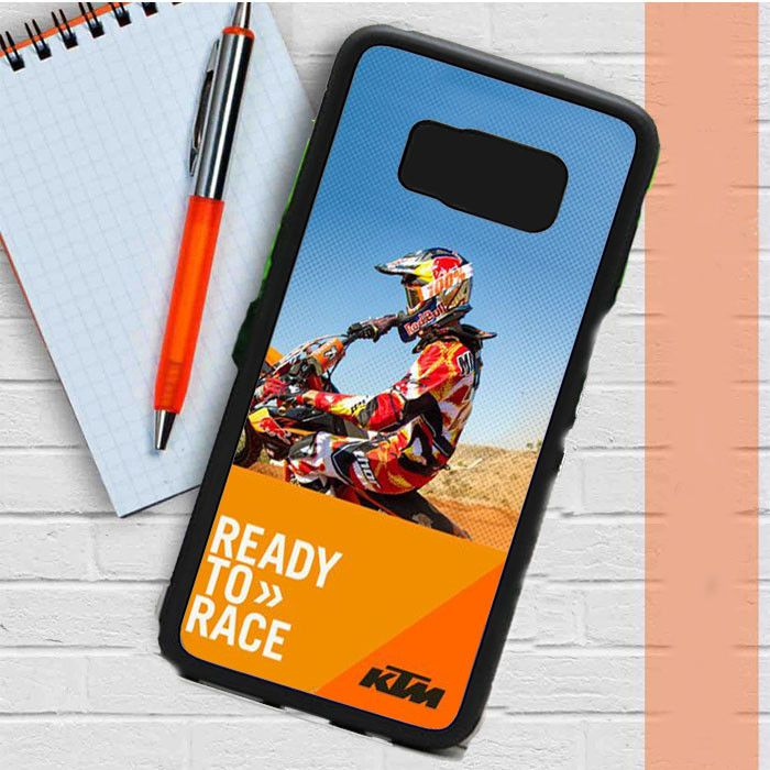 Ktm Factory Racing Performance Samsung Galaxy S8 Case Dewantary
