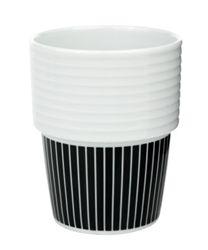 Filippa K coffee/tea mug pinstripe