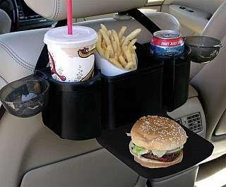 $7.95 Backseat organizer for car (gift for parent)
