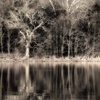 Merlin's Lair - Arbuckle Lake, Oklahoma (Photographer: Charles E. Grubbs)