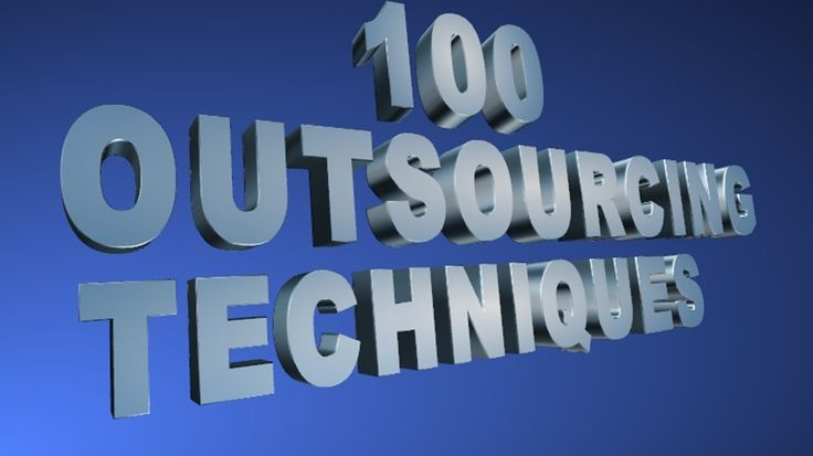 flashcavdesign: give you 100 outsourcing techniques for $5, on http://fiverr.com/flashcavdesign/give-you-100-outsourcing-techniques