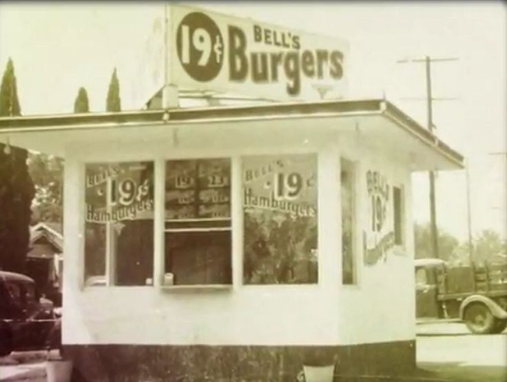 Transforming The Taco The Origins Of Taco Bell Glen Bell Taco Bell Burger Stand