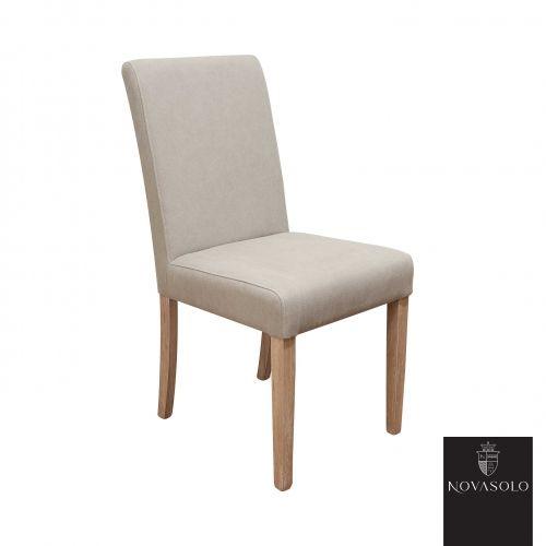 Lekker og stilren Old Amsterdam spisestol med et flott og spennende design på stolryggen.