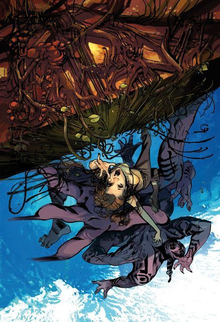 Hinterkind, by Greg Tocchini