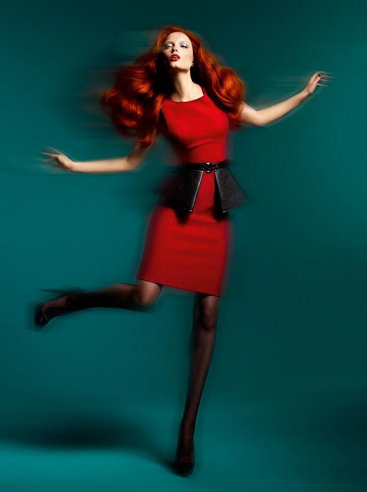 Naty Chabanenko | Nihat Odabasi #photography | Atalar F/W 2012 Campaign