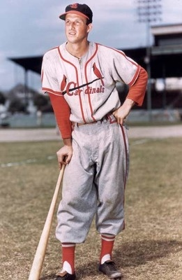 Willie Mays and MLB's 50 Greatest Living Ballplayers - Stan Musial