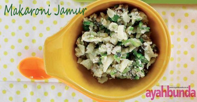 Makaroni Jamur :: Mushroom Macaroni :: Klik link di atas untuk mengetahui resep makaroni jamur