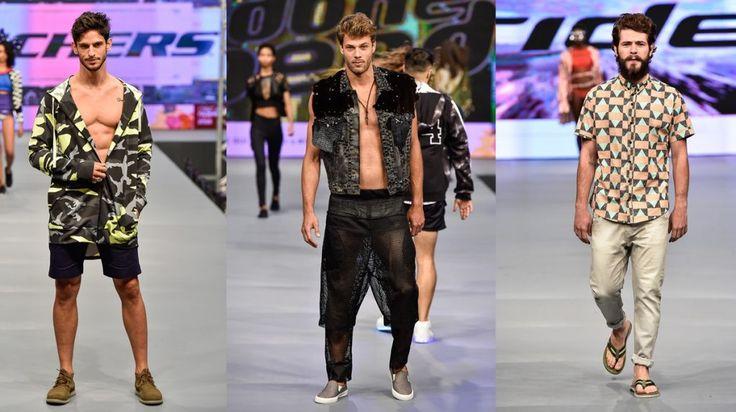 """As tendências masculinas do Oscar Fashion Days 2016 """