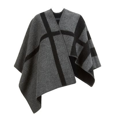 Burberry Check Cape available to buy at Harrods. Shop online and earn Rewards points.