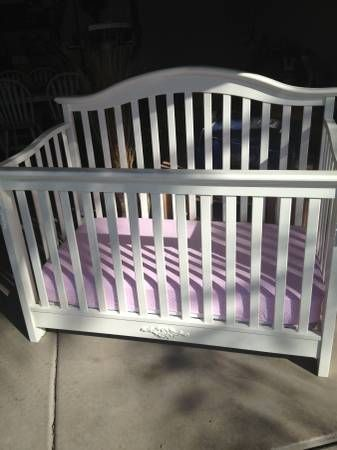 Issi Mon Cheri Lifestyle Crib Craigslist Crib Dresser Options Cribs Home Decor Furniture