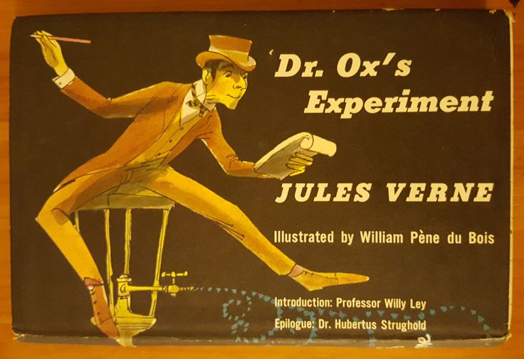 Dr. Ox's Experiment, Jules Verne,