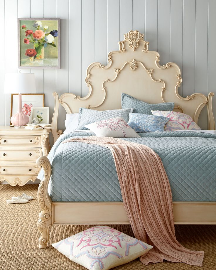 84 best Beautiful Bedrooms images on Pinterest Beautiful bedrooms
