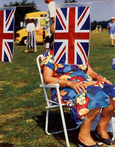 Again the british theme by martin parr