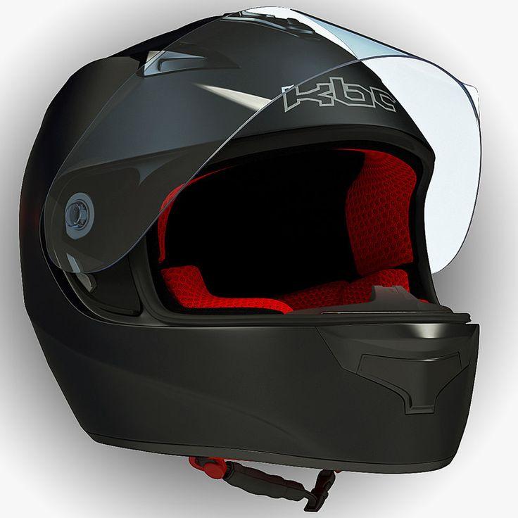 Kbc Helmet 3Ds - 3D Model