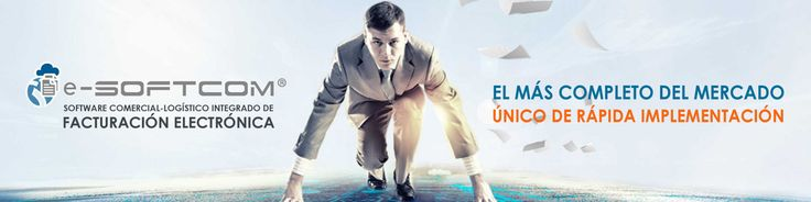 eSOFTCOM Sistema Comercial Logístico Integrado a la Facturación Electrónica #FacturaElectronicaPeru #SUNAT