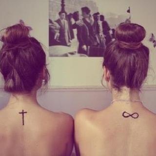 infinity tattoo