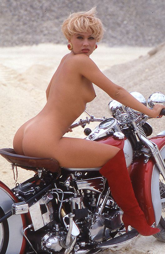 Free mature biker chicks