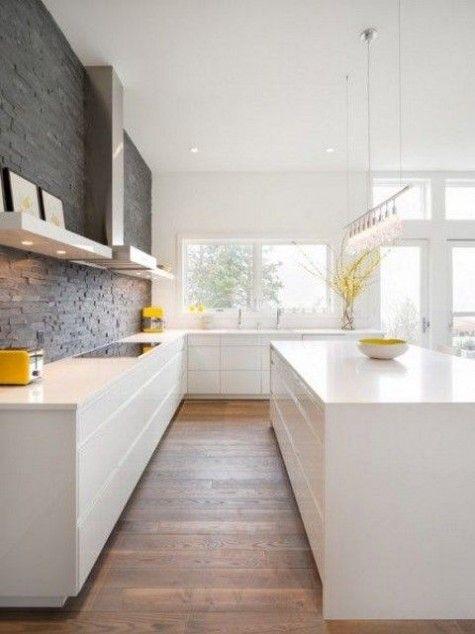 ComfyDwelling.com » Blog Archive » 82 Minimalist Kitchen Design Ideas To Blow Your Mind